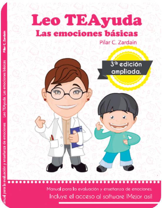Libro de ayuda para niños con TEA o Síndrome de Asperger