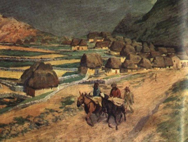 Pueblo vaqueiro
