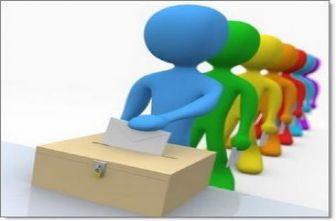 Elecciones Consejo Escolar Colegio Santa María del Naranco