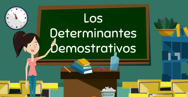 det.demostrativo