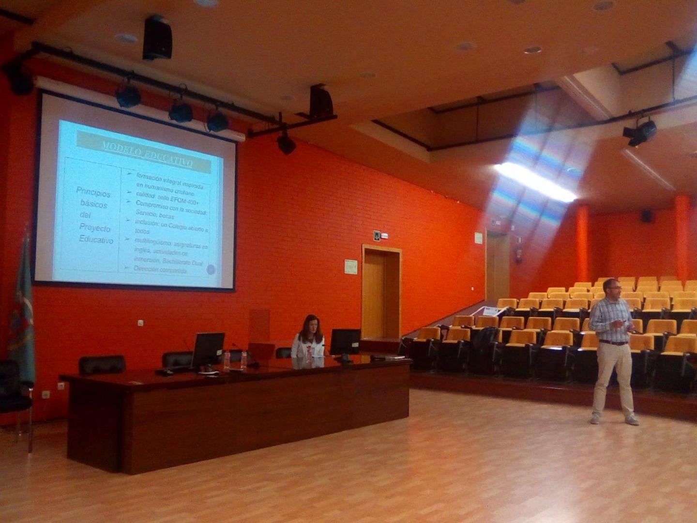 Encuentro Centros Innovadores CSMNARANCO