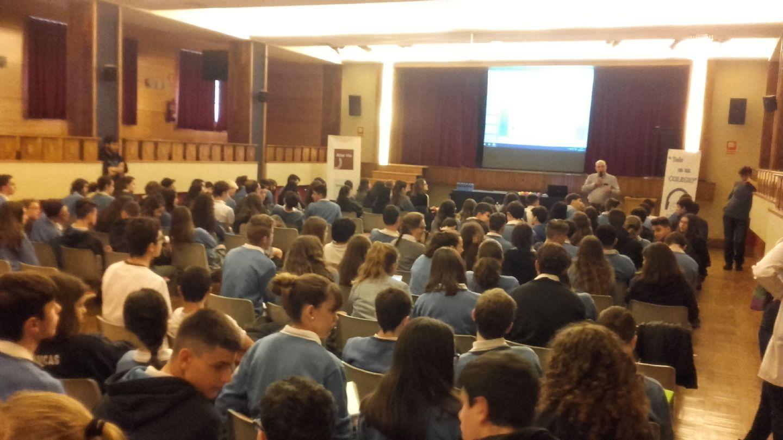 HUCA Colegio Sta. María del Naranco