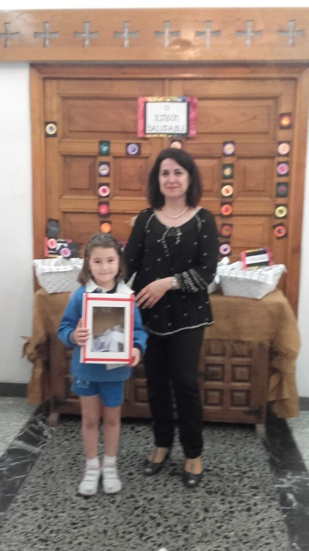 Concurso Saludable Colegio santa María del Naranco