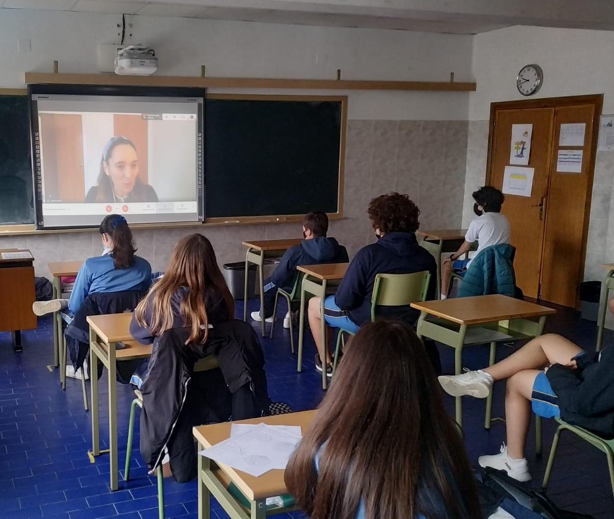 Colegio Concertado Oviedo Santa María del Naranco