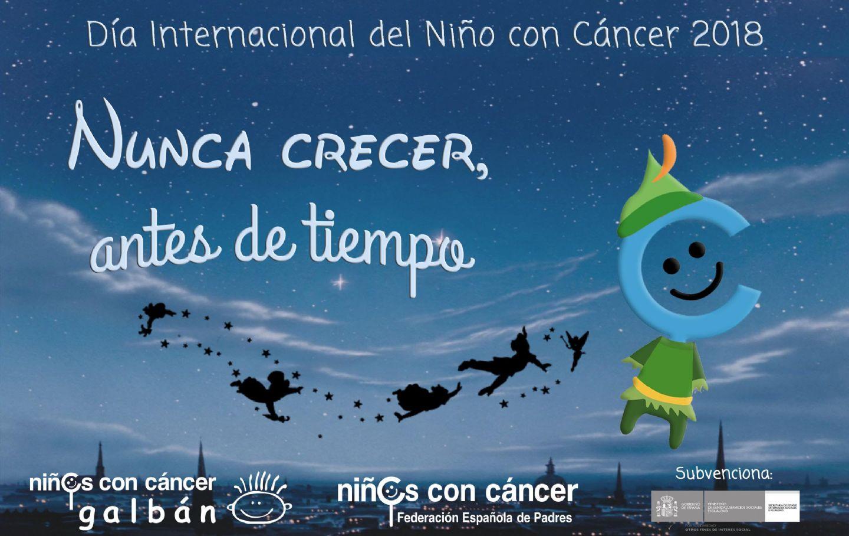 Día internacional del niño con Cáncer 2018 Colegio Sta. María del Naranco