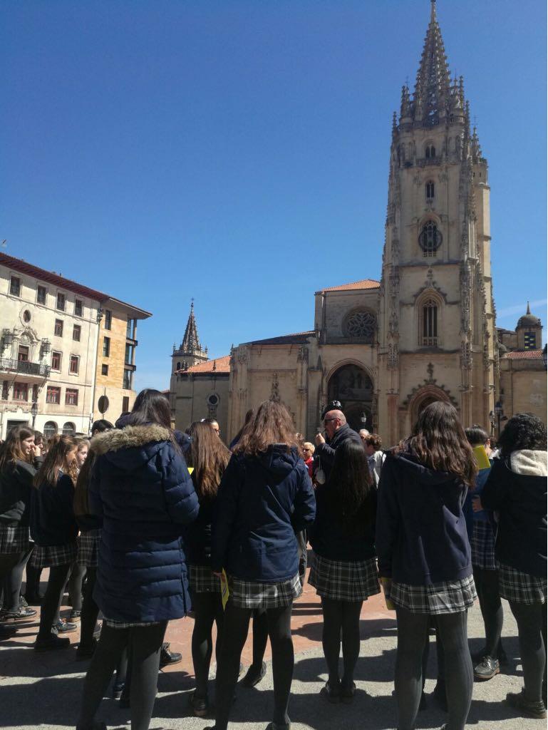 La Regenta Colegio Sta. María del Naranco