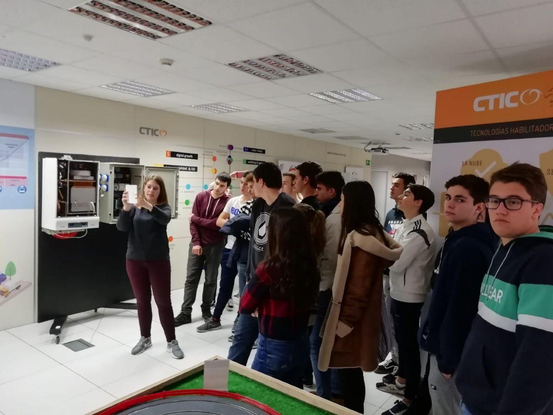 Emprendimiento Colegio Santa María del Naranco