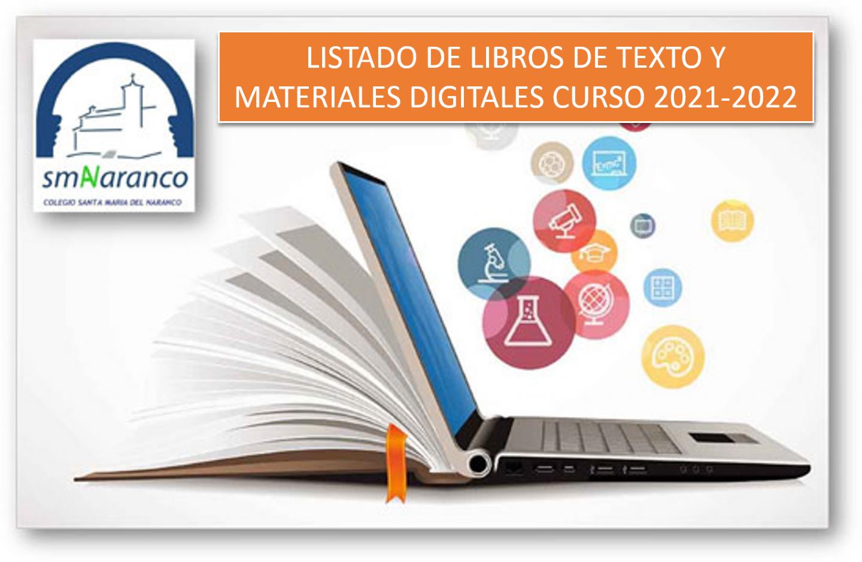 curso 2021-22 Colegio Sta. María del Naranco