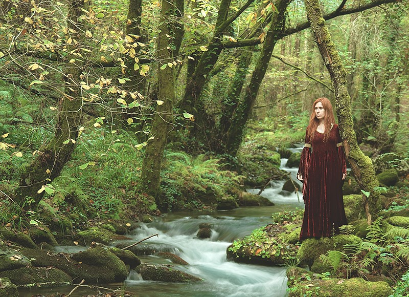 ríu verde