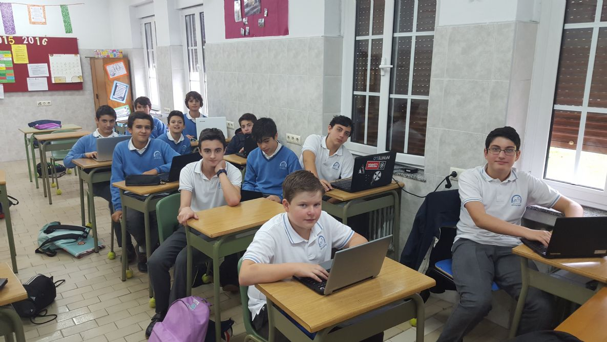 Grupo de 2º ESO