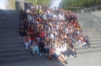 Madrid Colegio Santa María del Naranco